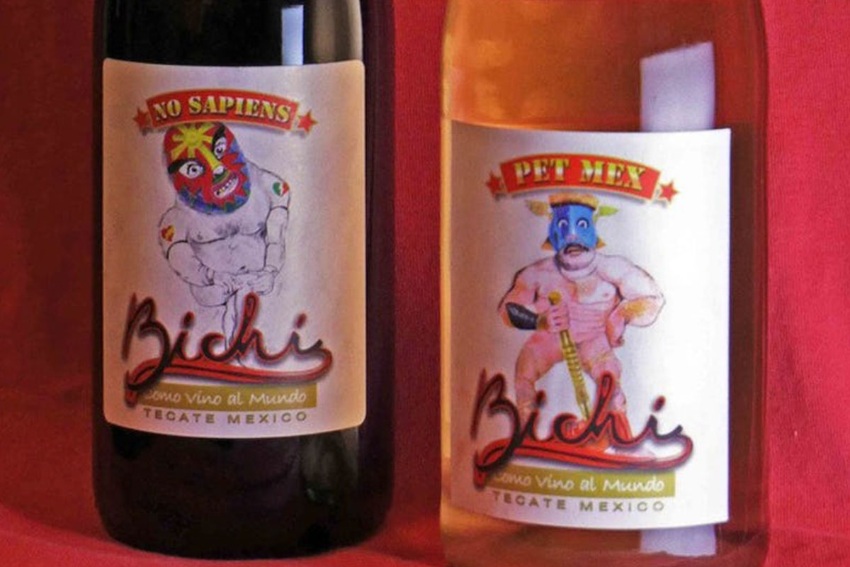 Bichi Wines - No Sapiens & Pet-Mex