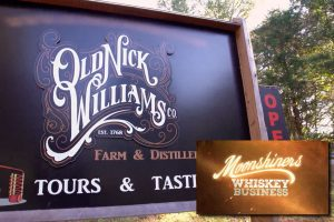 Moonshiners: WHiskey Business - at Old Nick Williams