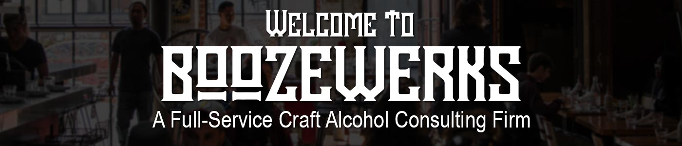 BoozeWerks - A Full-Service Craft Alcohol Consulting Firm