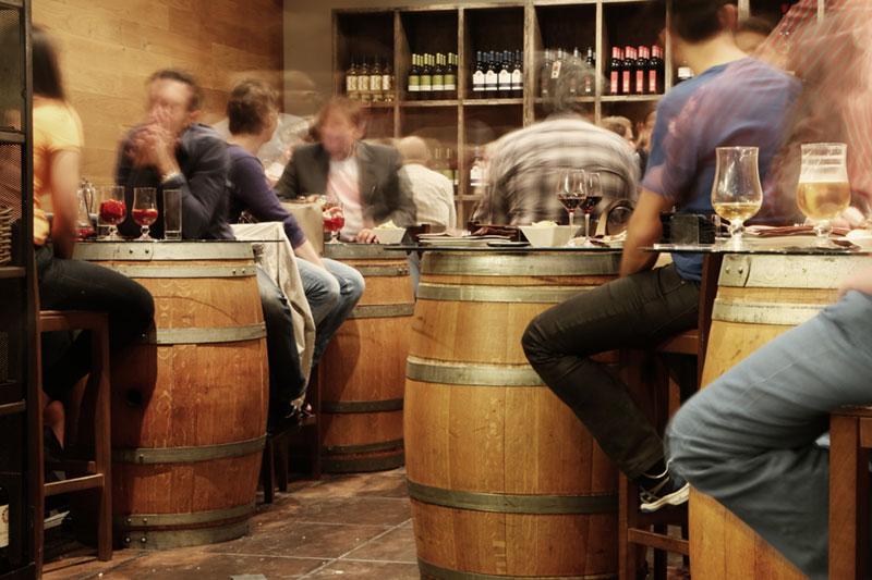 Winery Tasting Room